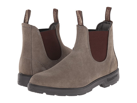 Men's Blundstone BL1459 Olive Suede Boots (Olive Suede) - CF657R