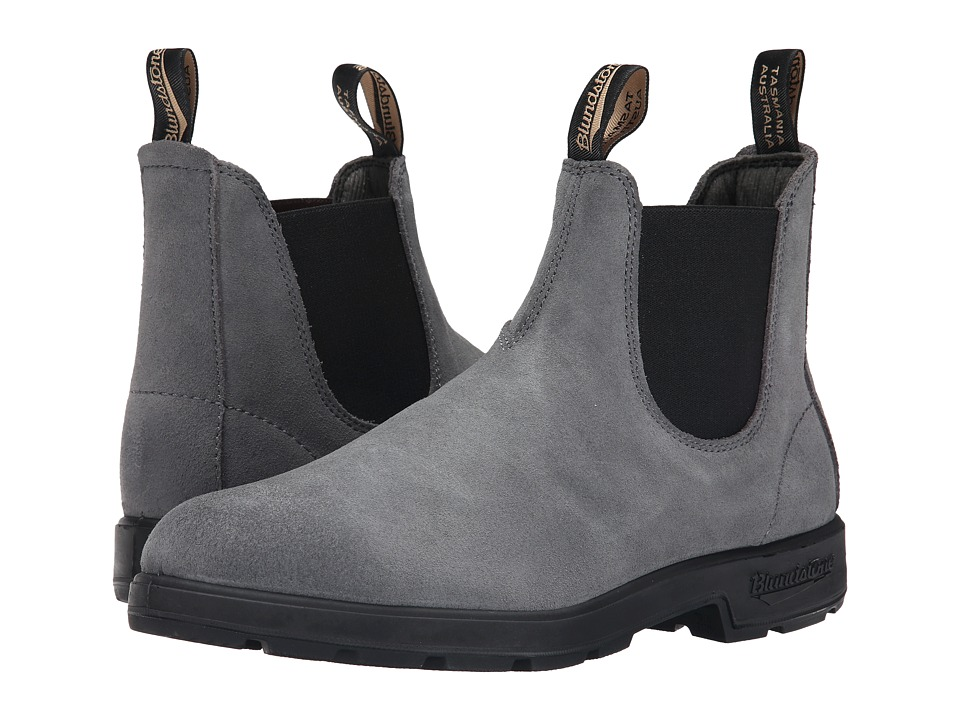 Blundstone - BL1460 (Charcoal Suede Rub) Work Boots