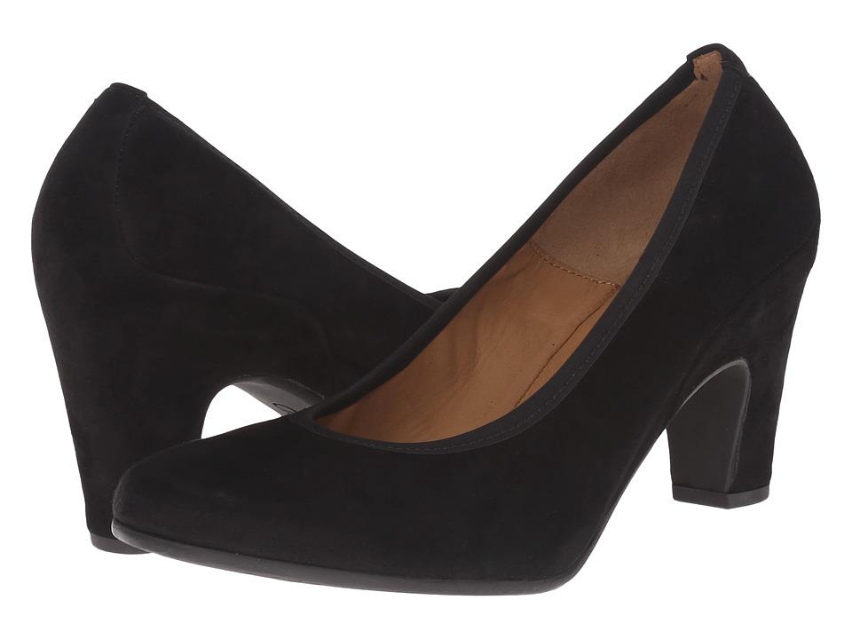 Gabor Gabor 35.370 Black Samtchevreau High Heels