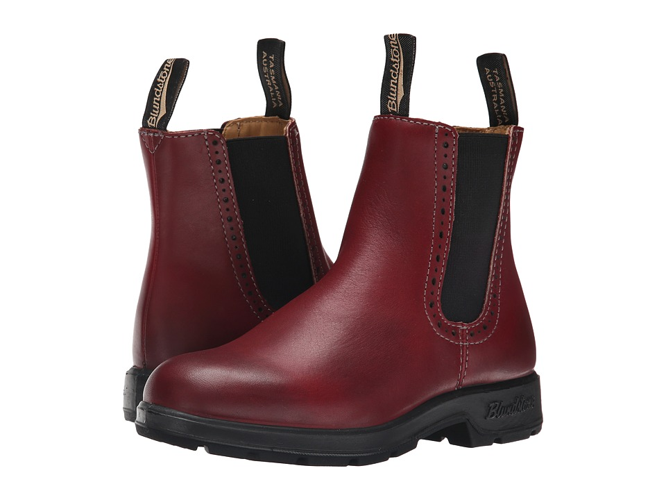 Blundstone BL1443 Burgundy Womens Work Boots