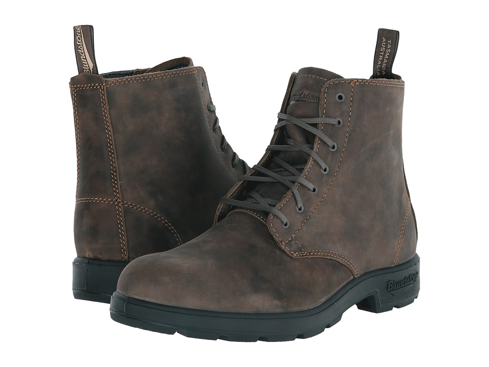 Blundstone BL1450 (Rustic Brown) Work Boots