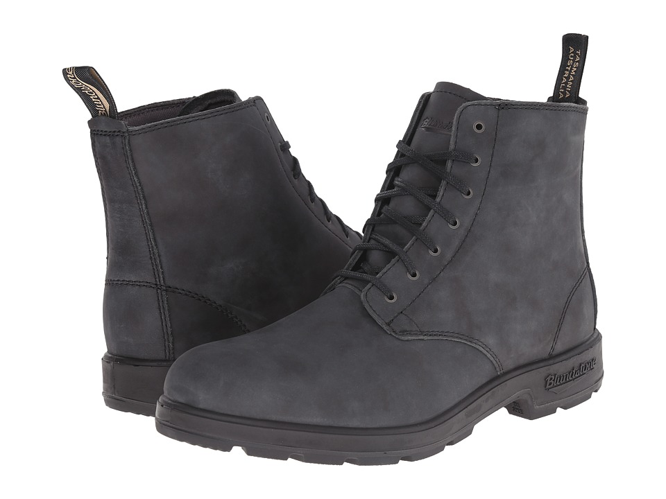Blundstone - BL1451 (Rustic Black) Work Boots