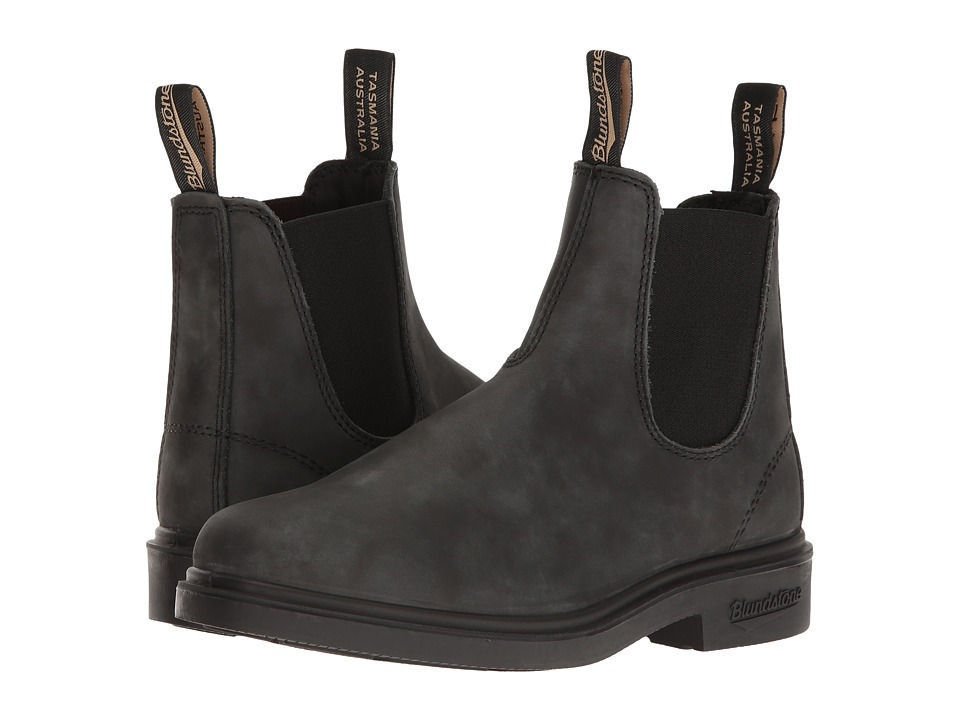 Blundstone - BL1308 (Black) Dress Pull-on Boots