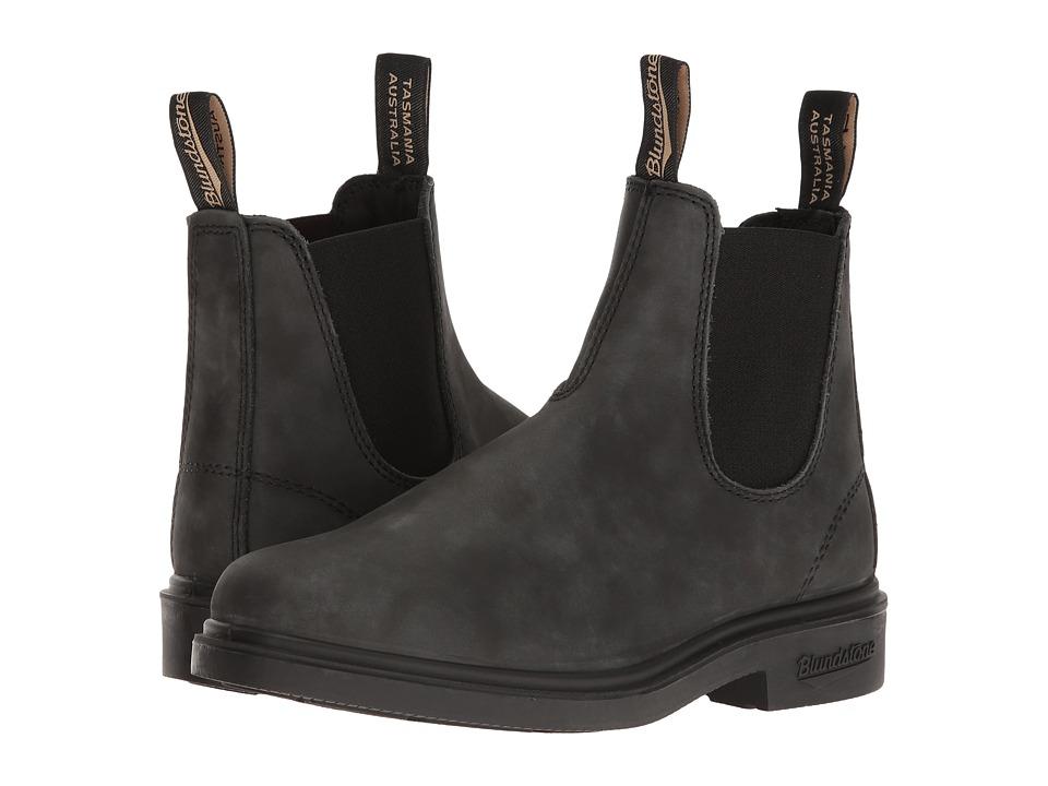 Blundstone BL1308 Black Dress Pull on Boots