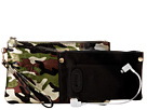 Mighty Purse Cow Leather Charging Wristlet (Camouflage)