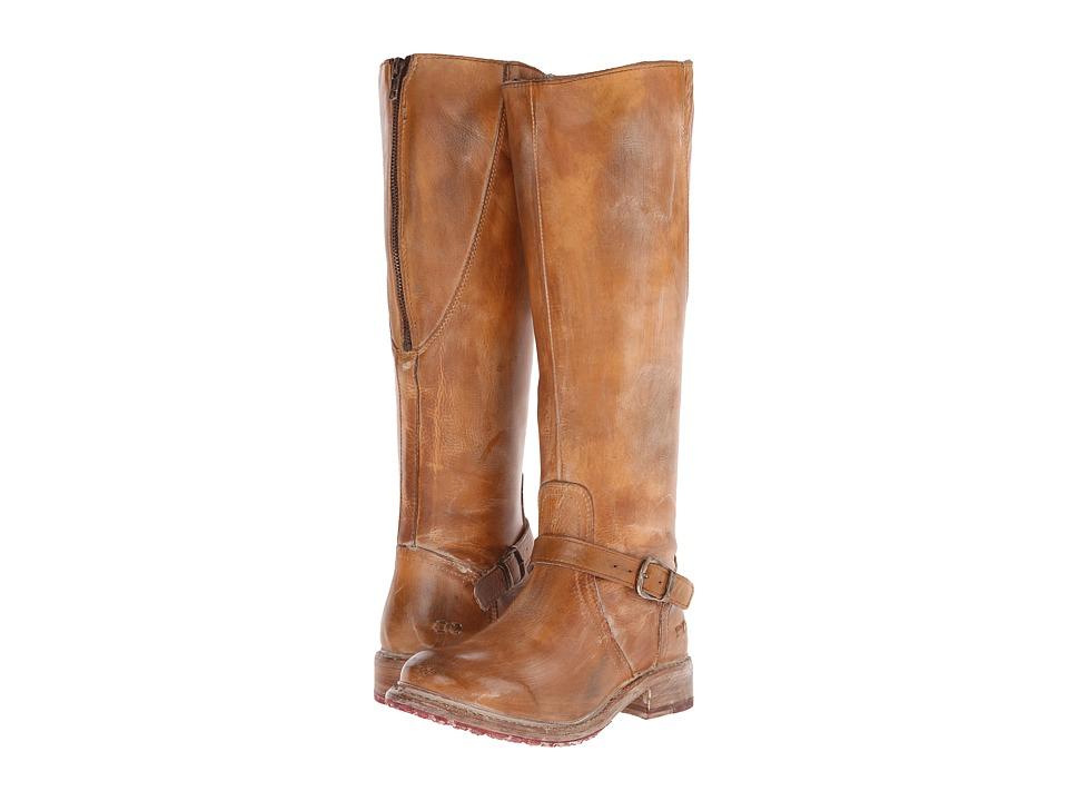 Bed Stu Glaye Tan Rustic White BFS Leather Womens Boots