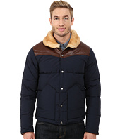 Penfield - Rockwool Leather Yoke Down Jacket