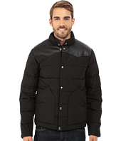 Penfield - Pelam Leather Yoke Down Jacket