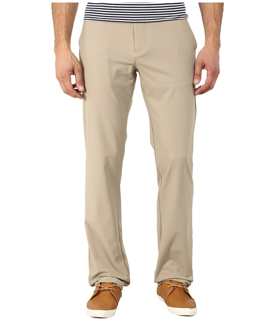 Ministry of Supply Aviator Chino Standard Fit Sandstone Mens Casual Pants