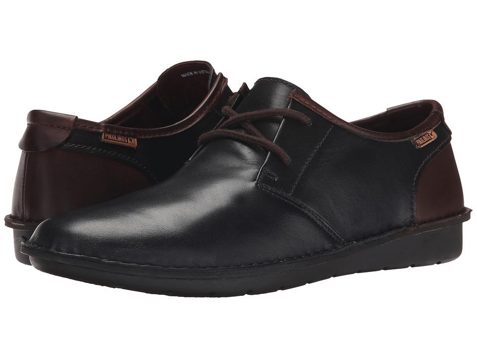 Pikolinos - Santiago M7B-4023C1 (Black) Mens Shoes