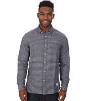 Penfield - Canso Striped Brushed Flannel Long Sleeve Shirt
