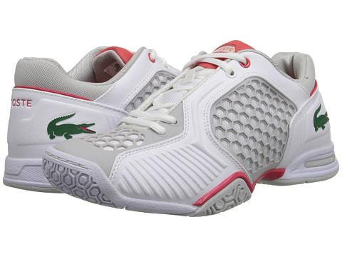 I wouldn't even compare these two if it wasn't for Lacoste exceptional looks and design. Got to love the croc. Repels are the first Lacoste real tennis