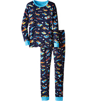 Hatley Kids - Space Cars Of The Future PJ Set (Toddler/Little Kids/Big Kids)