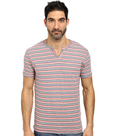 Lucky Brand - Recycled Notch Neck Tee