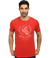 Lucky Brand - Royal Flush Graphic Tee