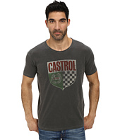 Lucky Brand - Castrol Shield Graphic Tee