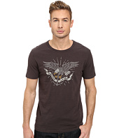 Lucky Brand - Eagle & Anchor Graphic Tee