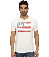 Lucky Brand - Peace Flag Graphic Tee