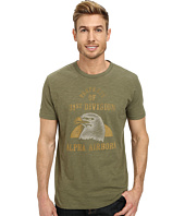 Lucky Brand - Alpha Eagle Graphic Tee
