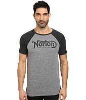 Lucky Brand - Norton Logo Graphic Tee