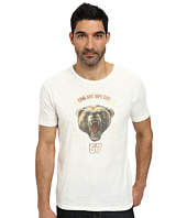 Lucky Brand - Military Bear Graphic Tee