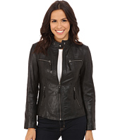 Scully - Lola Leather Sleek Jacket
