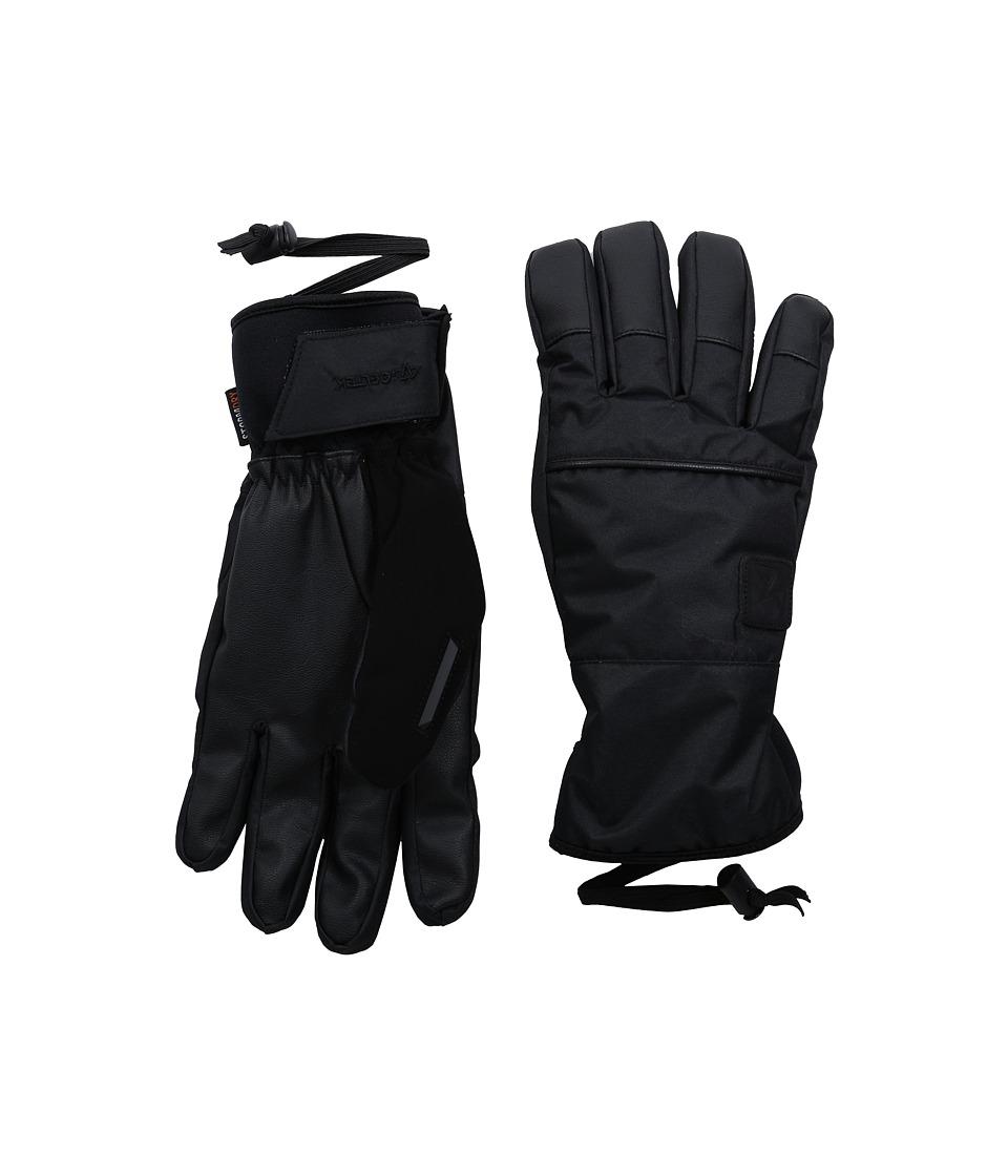 Celtek Ace Black Snowboard Gloves