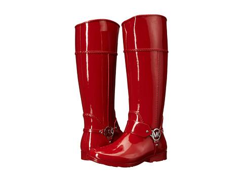 MICHAEL Michael Kors Fulton Harness Tall Rainboot