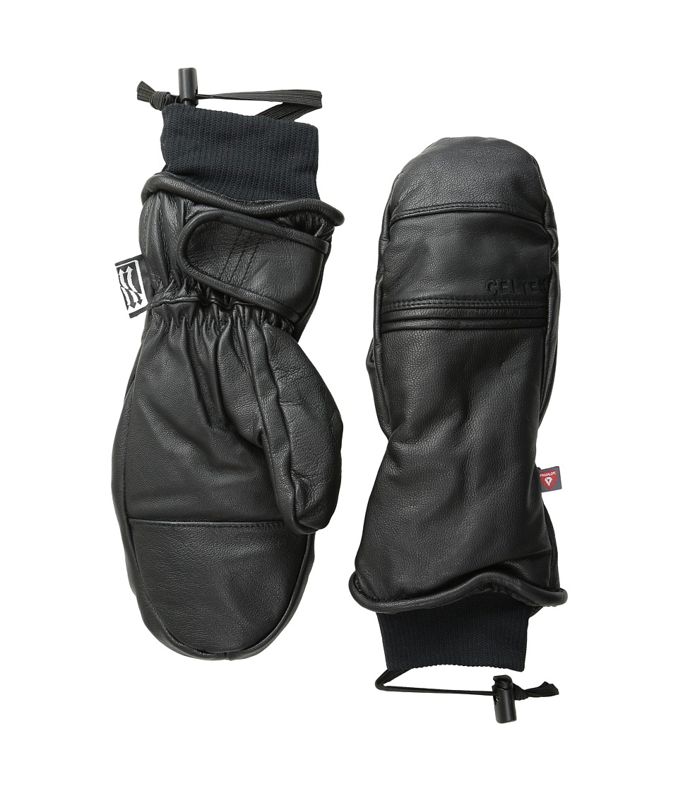 Celtek Calypso Black Over Mits Gloves