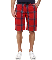 Buffalo David Bitton - Hanley Flat Front Shorts