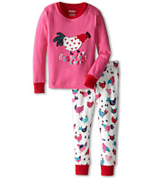 Hatley Kids - Hens & Chicks PJ Set (Toddler/Little Kids/Big Kids)