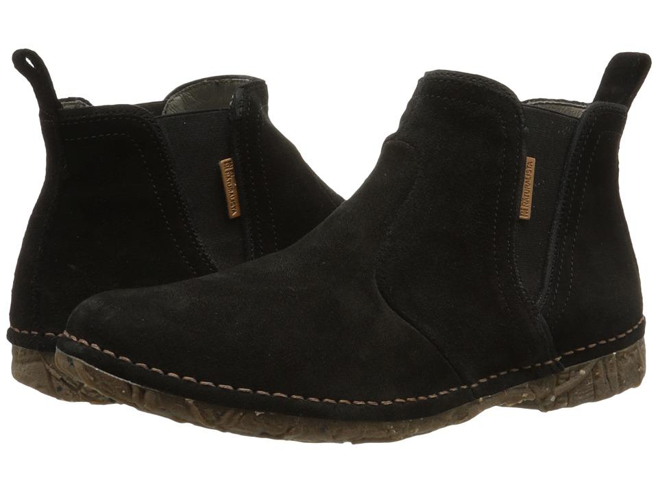 El Naturalista Angkor N996 Black Womens Shoes