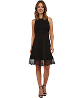 Hale Bob - Lace Essentials Geo Quilted Jacquard Dress