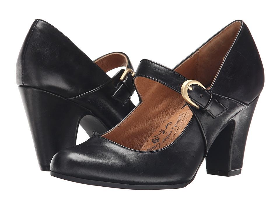Sofft - Miranda Black Montana High Heels $99.95 AT vintagedancer.com