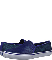 Keds - Double Decker Metallic Dusted Faux Pony