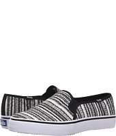 Keds - Double Decker Metallic Woven Stripe
