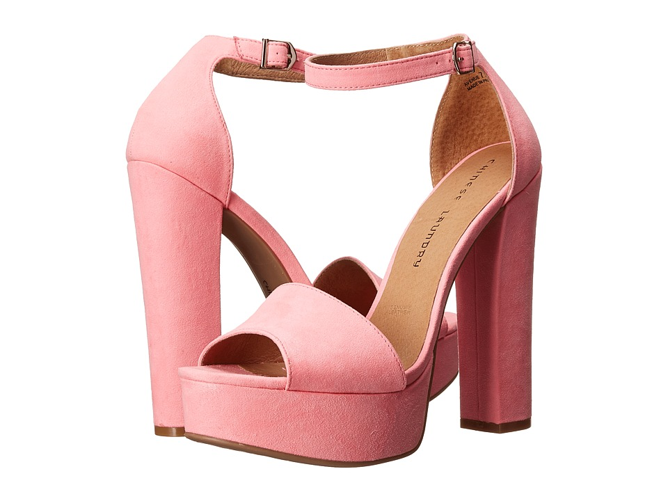 Chinese Laundry Avenue Pink Womens Sandals