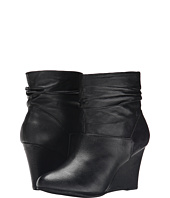 Chinese Laundry - U Bet Leather Wedge Bootie