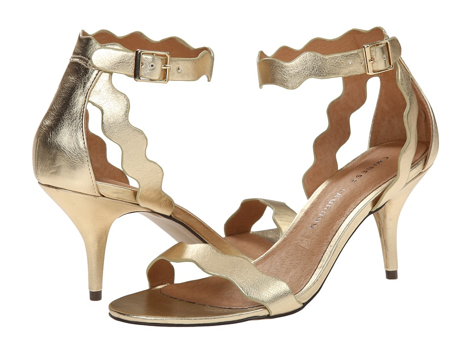 Chinese Laundry - Rubie (Gold Metallic) High Heels