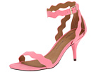 Chinese Laundry - Rubie Scalloped Sandal (Pink Suede)