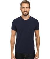 Kenneth Cole Sportswear - Short Sleeve Crew w/ Pocket