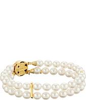 Majorica - Double Row Pearl Bracelet