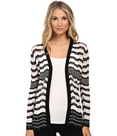 M Missoni - Placed Greek Knit Cardigan