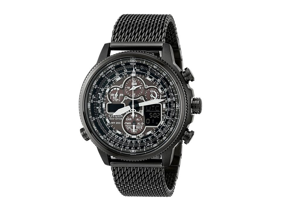 Citizen Watches - JY8037-50E Eco-Drive Navihawk A-T (Grey...