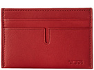 Tumi Chambers Slim Card Case (Crimson)