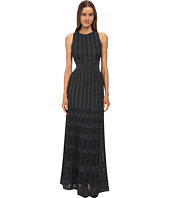 M Missoni - Solid Lurex Long Gown