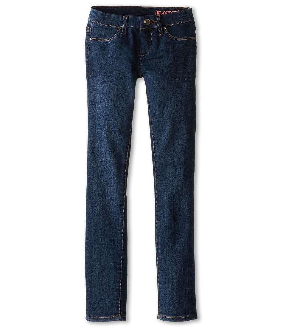 Blank NYC Kids - Dark Denim Skinny Jeans in Super