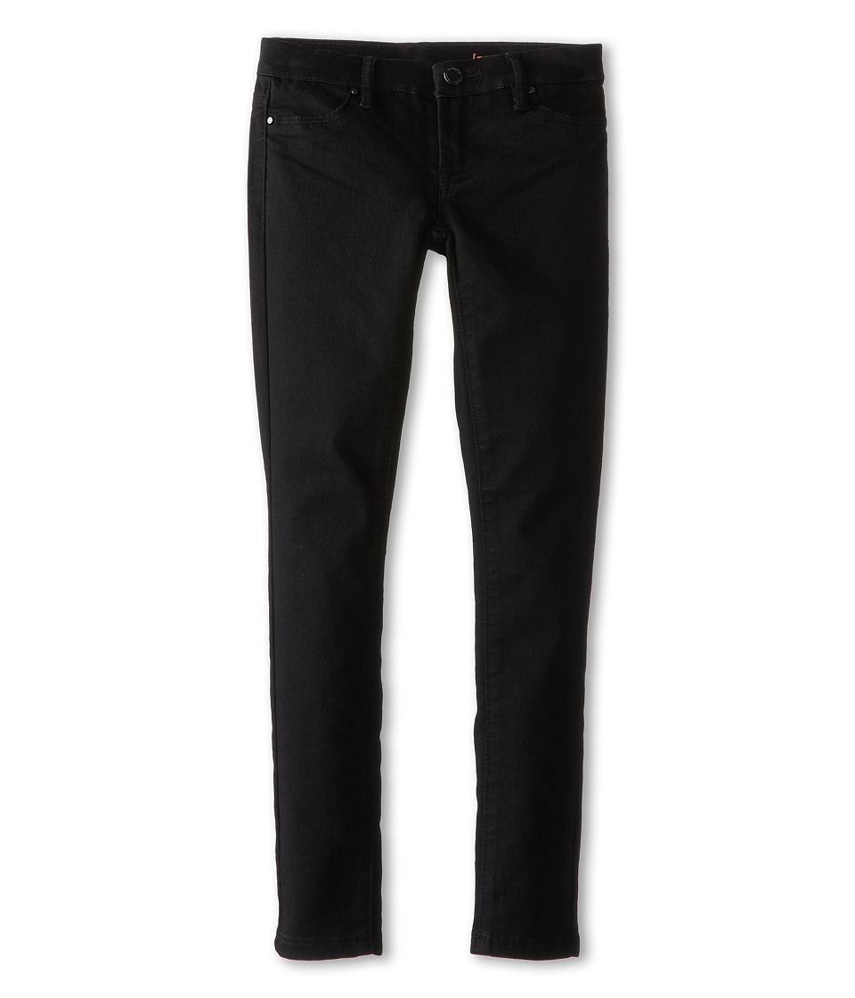 Blank NYC Kids - Skinny Jeans in Nightchild Black (Big Kids) (Nightchild Black) Girls Jeans