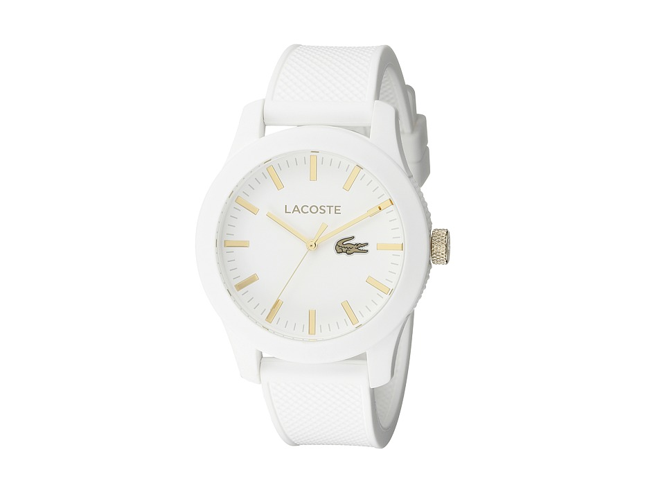 Lacoste 2010819 LACOSTE.12.12 White/White Watches