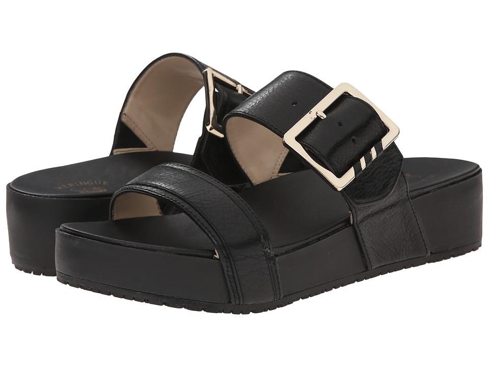 Dr. Scholls Frill Original Collection Black/Black Womens Sandals